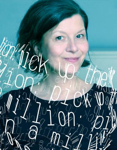 Fotografie Ingrid Völlmeke, Hamburg, Mitinhaberin der IconScreen GmbH.