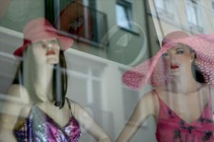Damen Hutmode in Baden-Baden