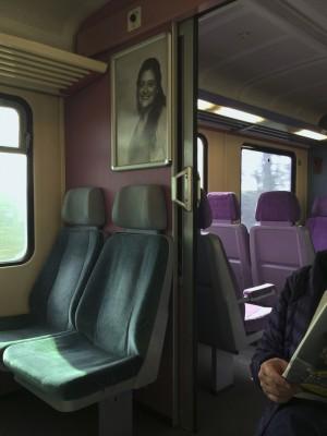 violette Tristesse: Farbgebung der Inneneinrichtung in einer modernisierten Designvariante