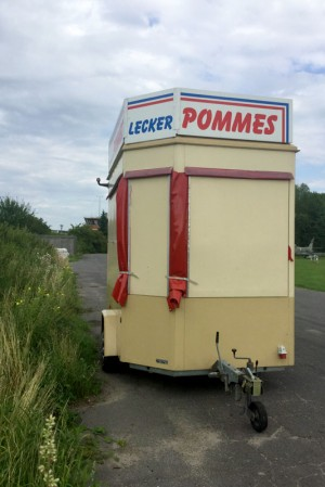 Lecker Pommes, Verkaufswagen